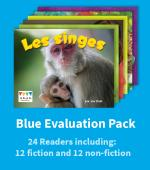 BLUE EVALUATION PACK